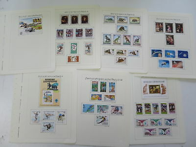CENTRAL AFRICAN REPUBLIC  NEAT COLLECTION CTO ws /ci652