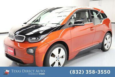2015 BMW i3  Texas Direct Auto 2015 Used Automatic RWD Hatchback