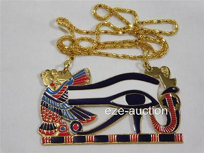Ancient Egyptian Eye Horus Pectoral Necklace Occasion Gift