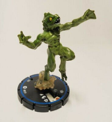 Heroclix Horrorclix 059 Deep One Experienced Blue Uncommon