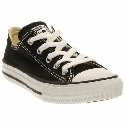 Converse Chuck Taylor All Star Ox Sneakers Black - Kids