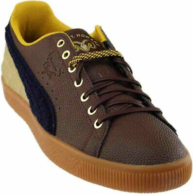 newest collection cc49b 82700 PUMA CLYDE BASKETBALL BHM Sneakers Brown - Mens - Size 11.5 D
