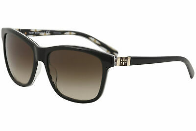cdf1f7cb6fa Tory Burch Women s TY7031 TY 7031 910 13 Tribal Fashion Square Sunglasses  57mm