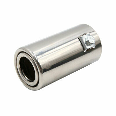 Universal Metal Round Car Vehicle Exhaust Tip Pipe Tail Muffler