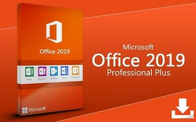 MS Office 2019 Professional Plus Genuine License Key