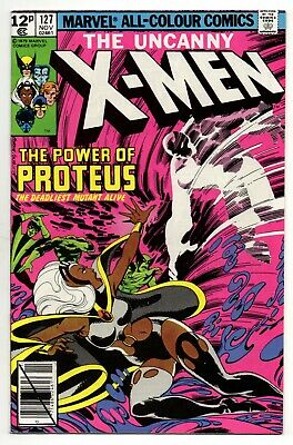 Uncanny X-Men Vol 1 No 127 Nov 1979 (VFN/NM) (9.0) Marvel,Bronze Age (1970-1979)