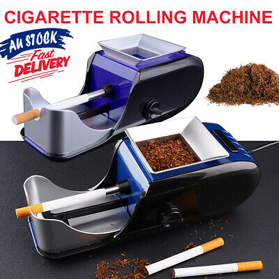 Electric Automatic Tobacco Roller Injector Maker Vogue Cigarette Rolling Machine