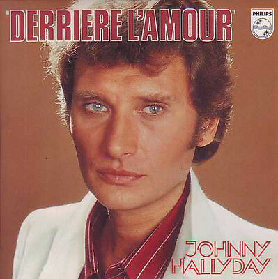 Johnny HALLYDAYDerriere l'amour 2-track CARD SLEEVECD SINGLEPhilips 9838121