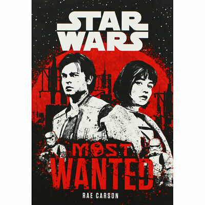 Star Wars - Most Wanted by Rae Carson (Paperback), Fiction Books, Brand New