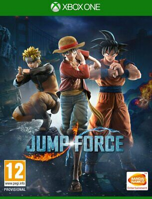 Jump Force (Xbox One)  BRAND NEW AND SEALED - IN STOCK - QUICK DISPATCH