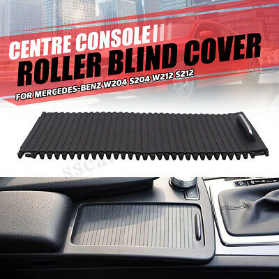 Centre Console Roller Blind Cover For Benz E-Class W212 S212 C-Class W204 S204