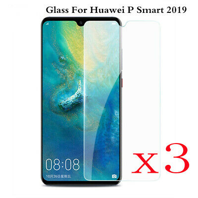 Film Protector for Huawei P Smart 2019/Honor 10 Lite Tempered Glass Screen CA RR