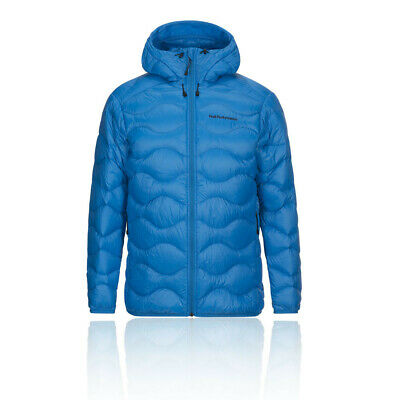 PEAK PERFORMANCE HERREN Helium Outdoorjacke Jacke Top Blau