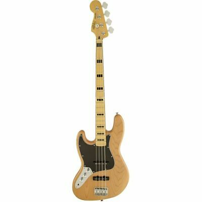 Fender Squier - Vintage Modified Jazz Bass '70s MN Lefthand Natural