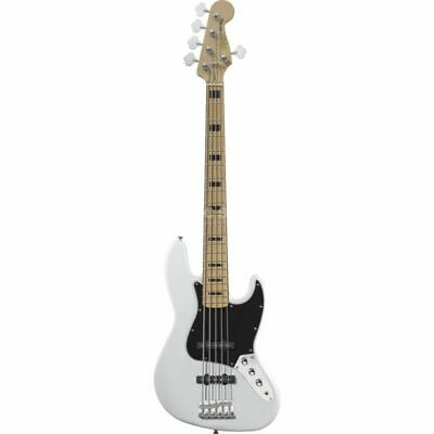 Fender Squier - Vintage Modified Jazz Bass V MN Olympic White