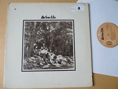 ARBUCKLE Arbuckle LP Musicor Records MS 3243 Psychedelic Country Rock