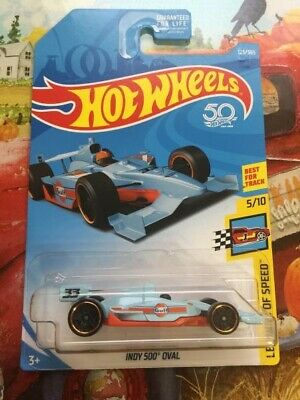 Hot Wheels - Legends of Speed - Indy 500 Oval - #123/365 (2018)