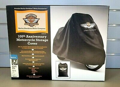 Harley-Davidson 100th Anniversary Motorcycle Storage Cover 91625-03