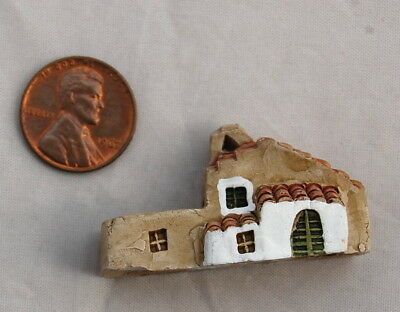 "**SALE** Dollhouse miniature TOY Shop TRADE SIGN /""antique tin/"" sepia tone mini"