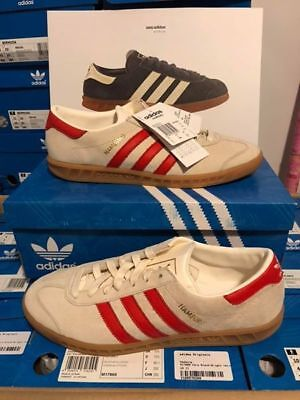 online retailer b152b c06dc Adidas Hamburg Vienna colourway deadstock uk 10 brand new in box Originals