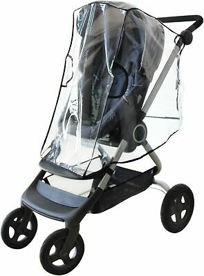 Apramo STROLLER RAINCOVER Baby/Child Waterproof Buggy Travel Accessory - BN
