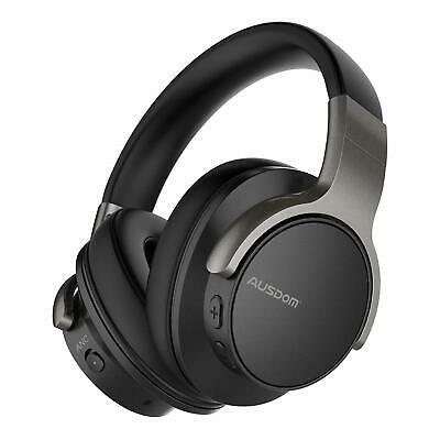 AUSDOM ANC8 ACTIVE Noise Cancelling Cuffie Cuffie Bluetooth Noise ... aaafc5560c7f