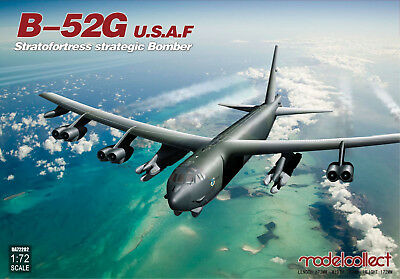 MODELCOLLECT UA72202 USAF B-52G Stratofortress Strategic Bomber in 1:72