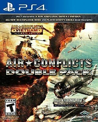 Air Conflicts Vietnam & Pacific Carriers Ultimate PS4 Playstation 4 Brand New