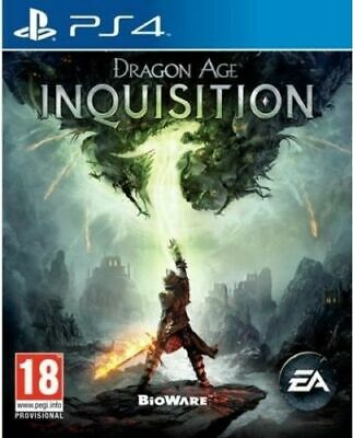 Dragon Age Inquisition PS4 Playstation 4 Brand New Sealed