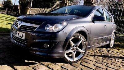Vauxhall Astra SXI -Exterior pack - X PACK