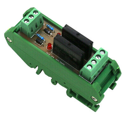 DC 24V Power Relay Shield Driver Module Board High Level Trigger 2 Way