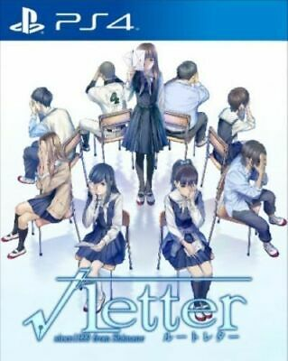 Root Letter PS4 Playstation 4 Brand New Sealed