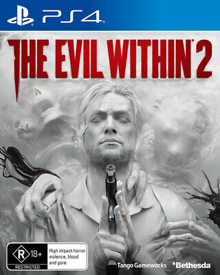 The Evil Within 2 PS4 Playstation 4 Brand New Sealed