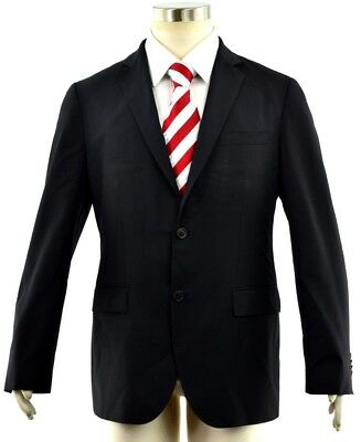 Men's Clothing Hugo Boss Herren Grau Wicker Gewebt Wollblazer Sport Mantel 38r Clothing, Shoes & Accessories