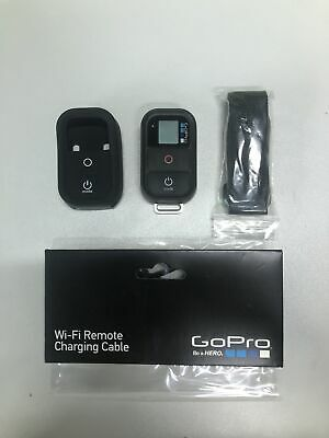 GoPro Wifi Remote Control WiFi Hero 7 6 ,5, 4 / 3+ / 3 / 2 + Charging Cable Inc.