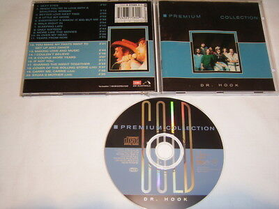 CD - Dr.Hook Premium Gold Collection - Sexy Eyes Sylivia´s Mother # R1
