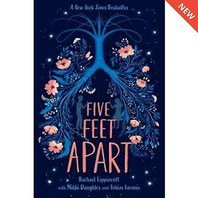Five Feet Apart by Rachael Lippincott e - Book - Fast delivery [ pdf - epub ]