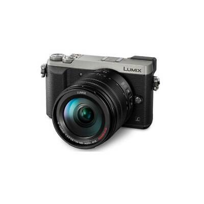 Panasonic Lumix GX80 PLATA kit 14-140 IOS DMC-GX80H