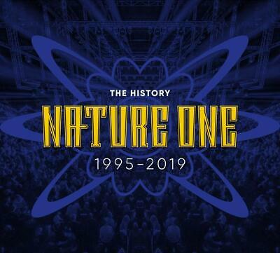 NATURE ONE  The History ( 1995 - 2019 )  4 CD  NEU & OVP  15.03.2019