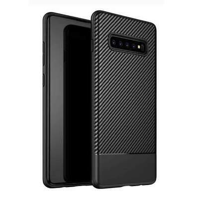 AMZER Galaxy S10/S10 Plus/S10e E [Flex Pro] Shockproof Slim Protective TPU Case