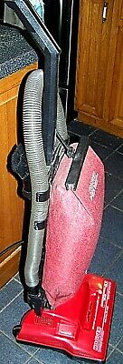 Vintage Hoover Encore Supreme Vacuum Cleaner Energy Efficient Bare Floor 15 5 Am