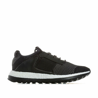 huge discount 5bb6b 8d717 Mens adidas Ado Pure Boost Zg Trainers In Black- Lace Fastening- adidas Day  One