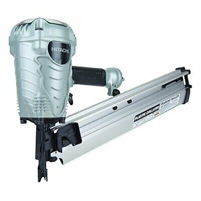 """Hitachi NR90AES1 3-1/2"""" Plastic Collated Framing Nailer"""