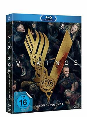 Vikings Season 5 Volume 1 Blu-Ray Deutsch