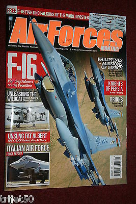 Air Forces Monthly 2014 January RAF C-130,Iran,Embraer,P3 Orion,F-15,Mexico