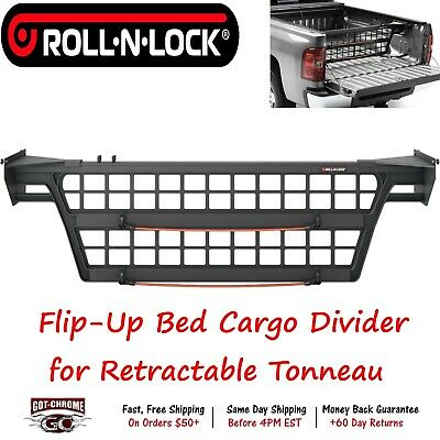 Roll-N-Lock CM448 Cargo Manager Rolling Truck Bed Divider Tonneau