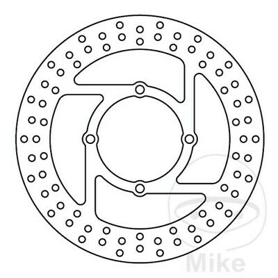 Suzuki GSX 750 F 1993 TRW Lucas Rigid Rear Brake Disc