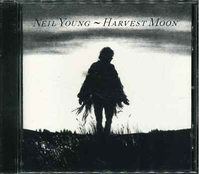 "NEIL YOUNG ""Harvest Moon"" CD-Album"