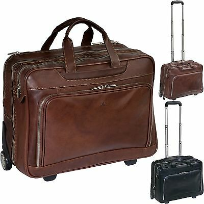 Business Trolley, Travelling Bag - Vegetalle Collection - Tony Perotti Italy Bag