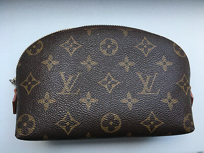 6b0992ef2ffda LOUIS VUITTON KOSMETIKTASCHE Monogram Canvas Pochette Cosmetique ...